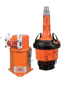 JRC JCY-1900 VDR