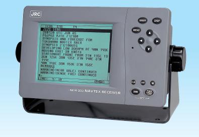 JRC NCR-333 NAVTEX