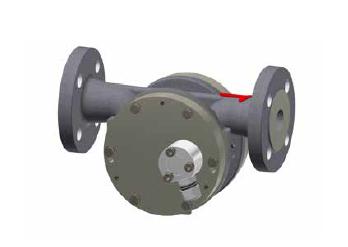 VAF PT2 Vane FlowMeters