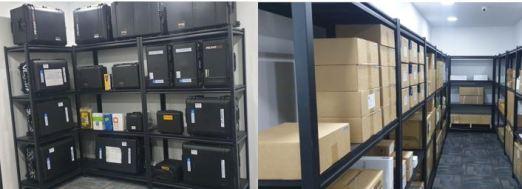 UAE Service Kits & Inventory