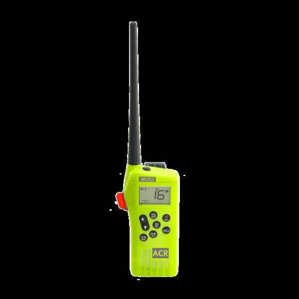 ACR SR203 VHF