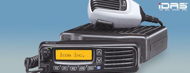 iCom F5061 VHF/UHF